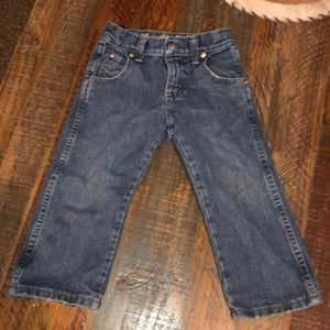 Toddler Wrangler Retro Jeans